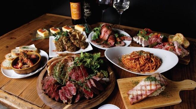 肉バル NORICHANG - 料理写真: