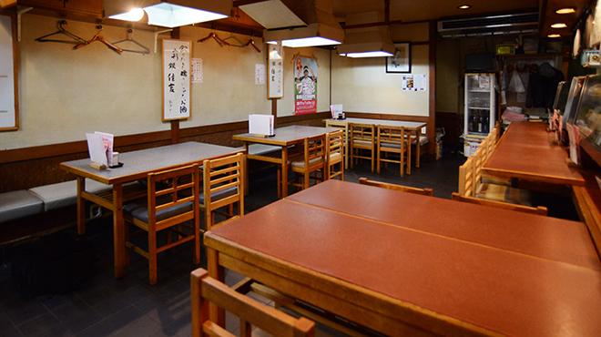 ダイワ食堂 - メイン写真: