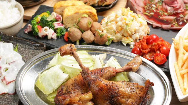寄鳥味鳥商店 - 料理写真: