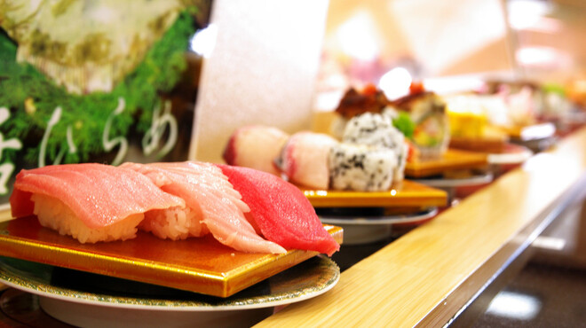 大河すし - 料理写真:料理