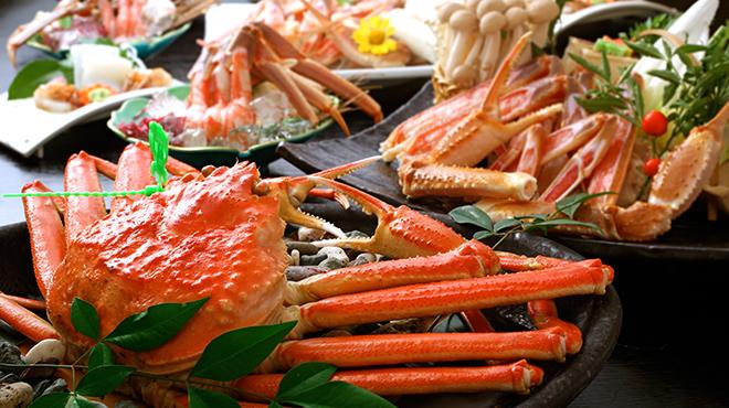 蟹と海鮮 うまい門 - メイン写真: