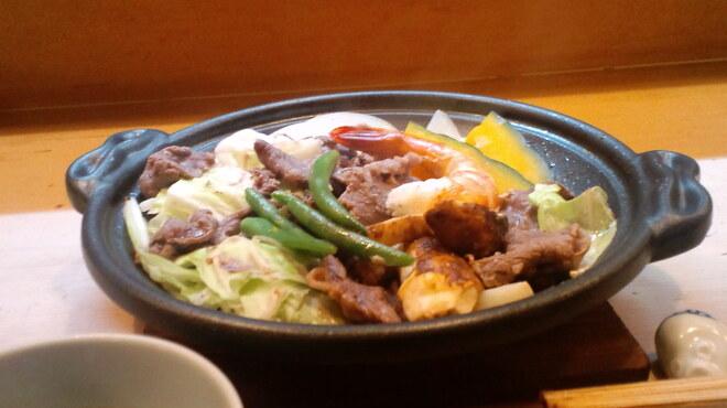 すし磯 - 料理写真:スタミナ焼き