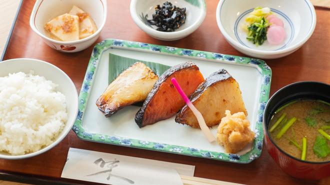 京粕漬 魚久  - メイン写真: