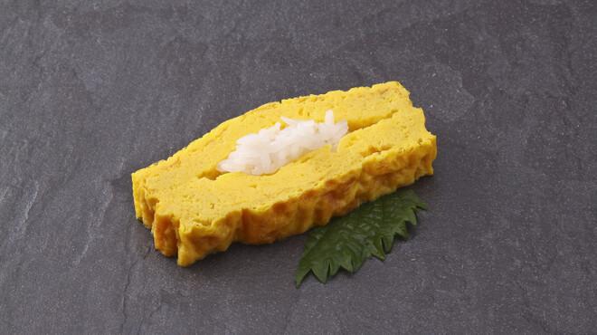 大河すし - 料理写真:松露の玉子焼