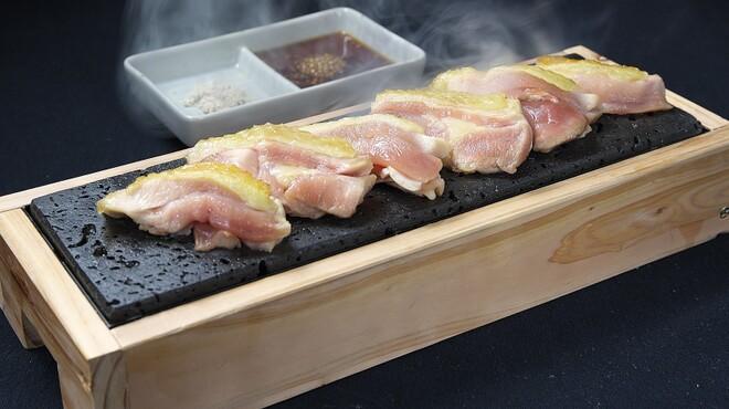 冠地鶏とかぼす平目 とよの本舗 - メイン写真: