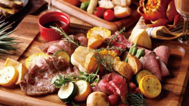 肉バル×ダイニング MEAT LABO DAIBA - メイン写真: