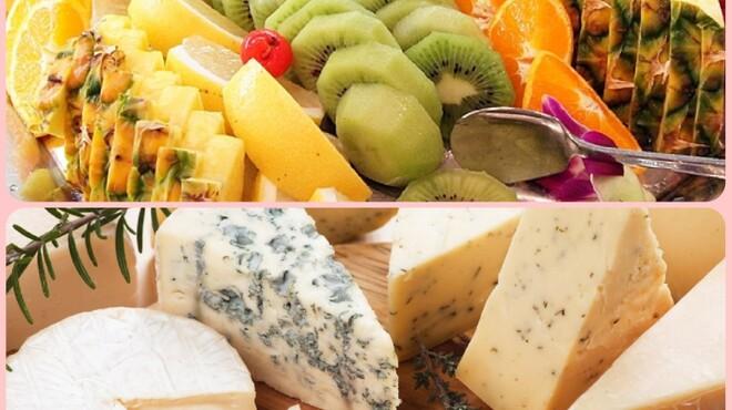 チーズ&フルーツバル espace - メイン写真: