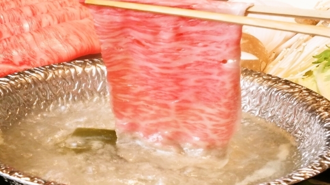 しゃぶしゃぶ すき焼き 焼肉 兜 奥座 - メイン写真: