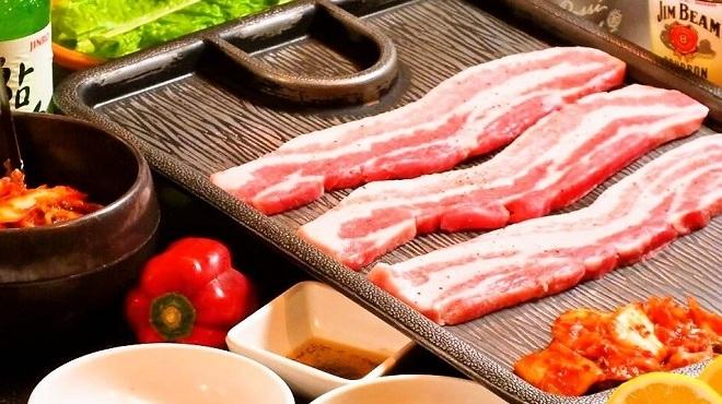 赤坂韓国料理・焼肉 兄夫食堂 - メイン写真: