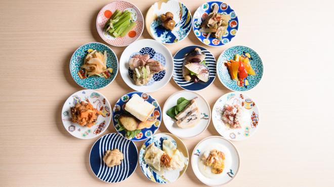 日本酒と料理 淳吟 - 料理写真: