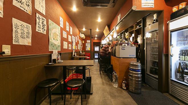 大衆酒場NONDAKUREジョージ - メイン写真:店内2