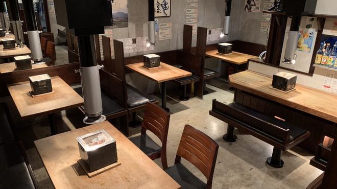 牛肉卸問屋直営 焼肉ホルモン八重山おときち - メイン写真: