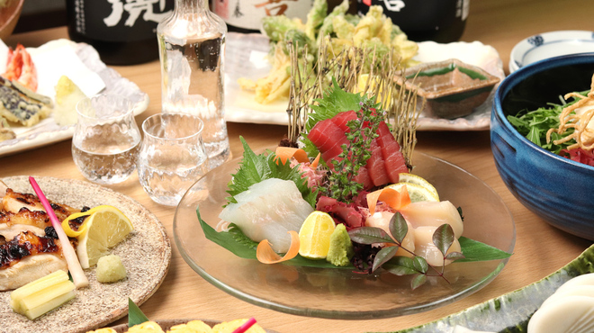 そば季寄 武蔵屋 - 料理写真: