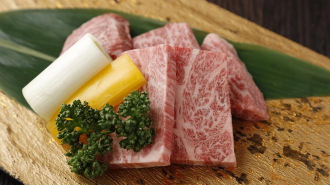 高級和牛焼肉BMSNo.12 - メイン写真: