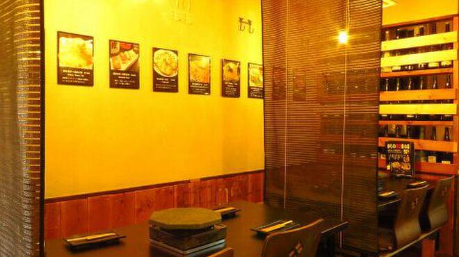 かしわ 溶岩焼の店 かしわと馬刺の旨い店 - メイン写真: