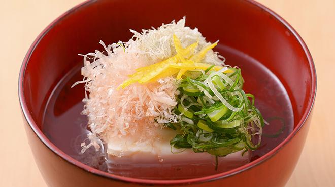 食堂 ユの木 - メイン写真:湯豆腐
