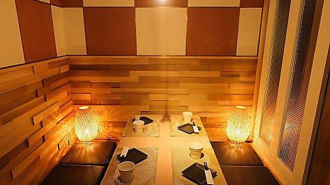 創作和食と完全個室 百米 - メイン写真: