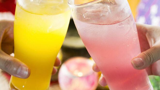 東北料理と柚のかほり 柚柚 - ドリンク写真: