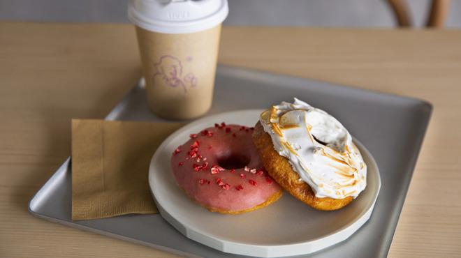 koe donuts - 料理写真:料理写真