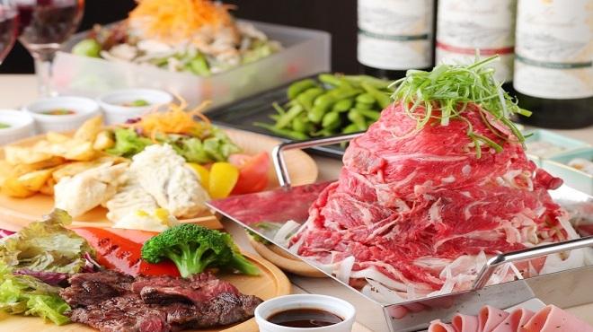 新潟肉バル 個室ダイニング MIYABI - メイン写真: