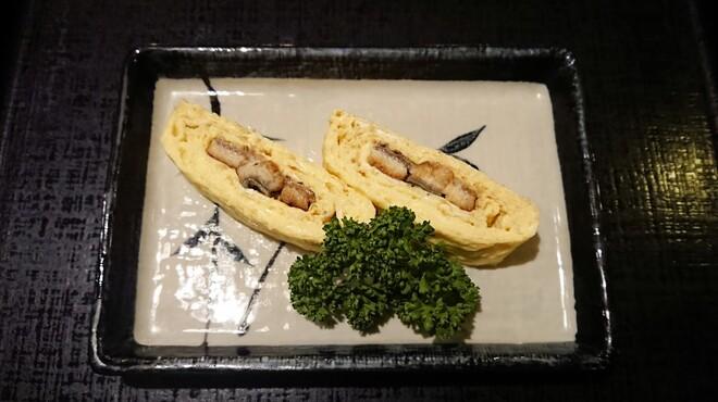 志津可 - 料理写真:う巻き