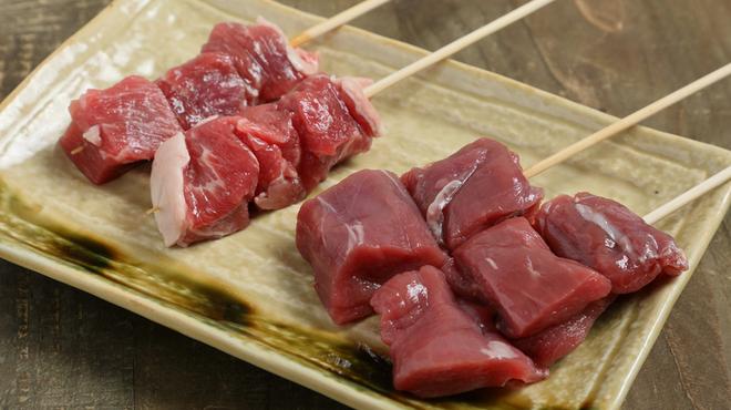 江戸堀 肉串 串の向こう側 - 料理写真:ラムフィレ