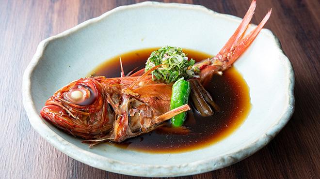 創作和食 だん - メイン写真:小金目鯛一本煮付け