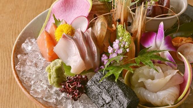 蕎麦と日本料理 驚 KYO - メイン写真: