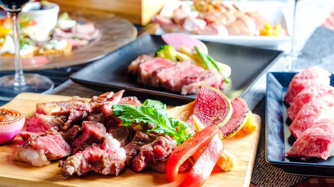 肉バル Brut - メイン写真: