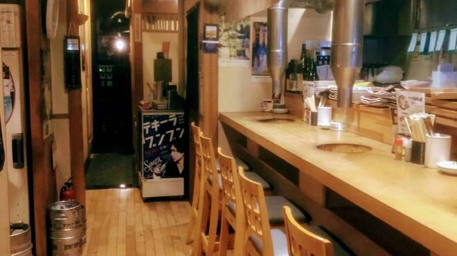 炭火焼きホルモン家 酒家 うみ - メイン写真: