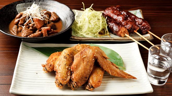 朝日屋 - メイン写真:一品料理集合