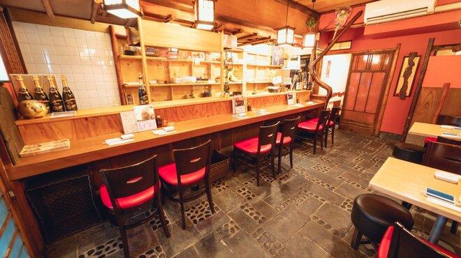 野菜酒場 天ぷら白金 - メイン写真:
