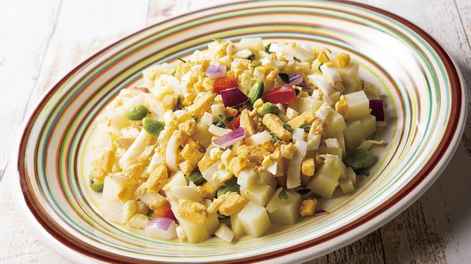 CORAL TABLE - 料理写真:じゃがいもサラダ