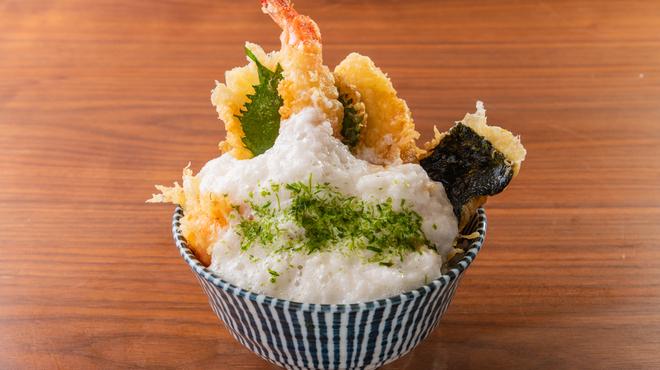 天ぷらと寿司18坪 - メイン写真: