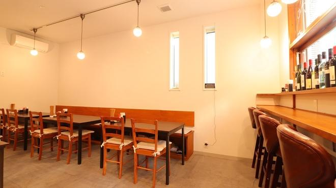 ミノラス食堂 - 内観写真: