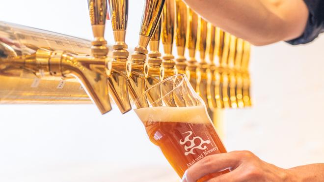 暁タップス - ドリンク写真:Akatsuki Brewery's Beer