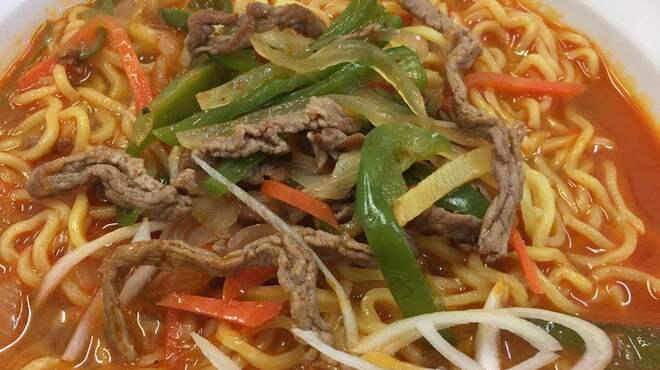 金大来 - 料理写真:オンミョン(温麺)