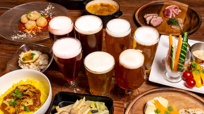 個室夜景&クラフトビール 蒼天 - メイン写真: