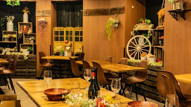 肉バル grill garden 池袋店 (グリルガーデン)