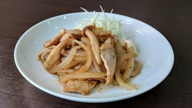 飯場 松の葉 - メイン写真: