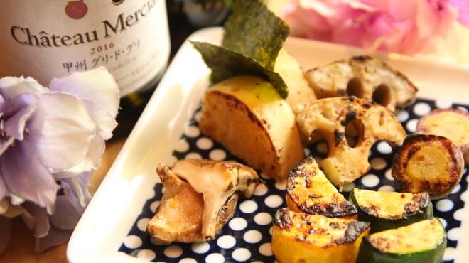 鶏と野菜 炭焼 ひさどり - メイン写真: