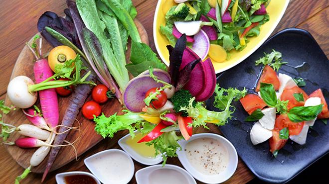 お肉と牡蠣のお店 CARTA ビストロイタリアン - メイン写真: