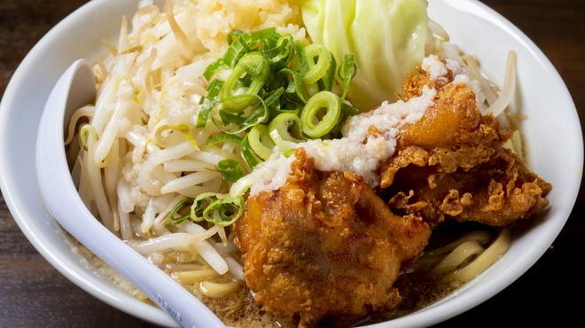 麺屋 銀星 海美風 - メイン写真: