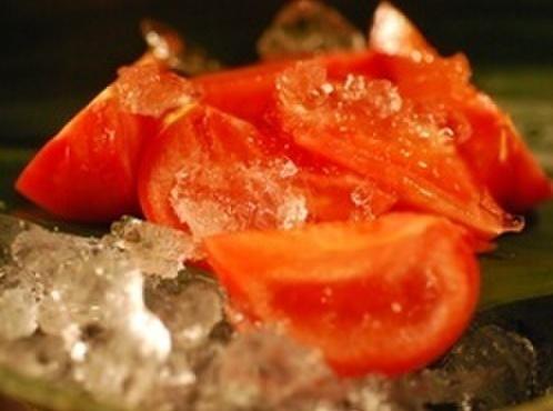 OSAKA きっちん - 料理写真:こだわりの野菜♪極甘・アメーラトマト