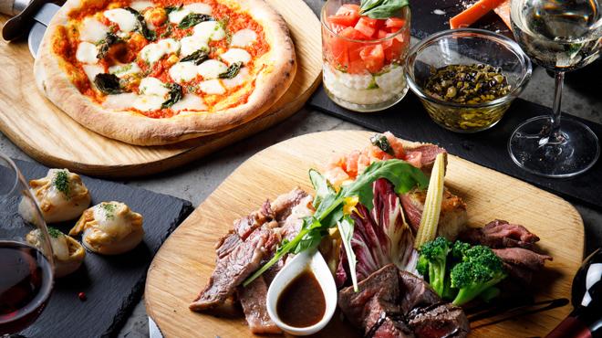 イタリアン×肉バル GB - メイン写真: