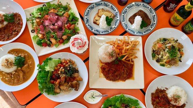 サクラカフェ幡ヶ谷 - 料理写真:■なんでもご相談ください■世界のお料理パーティープラン