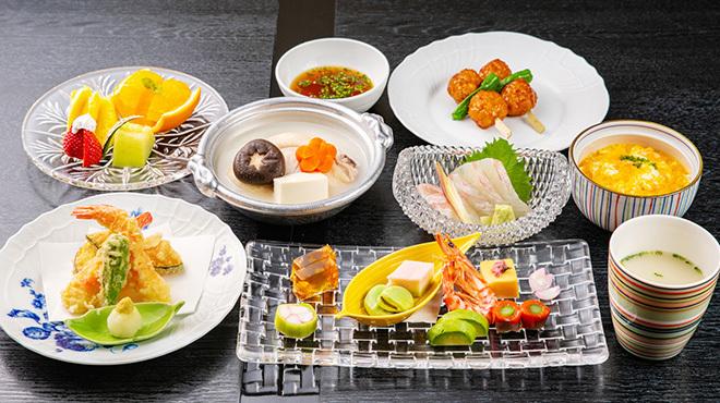 新三浦 - 料理写真:お楽しみ会席コース②