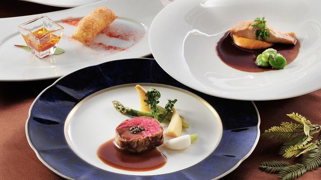 フランス料理 トリアノン - メイン写真: