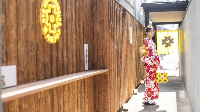 京 八坂プリン - メイン写真: