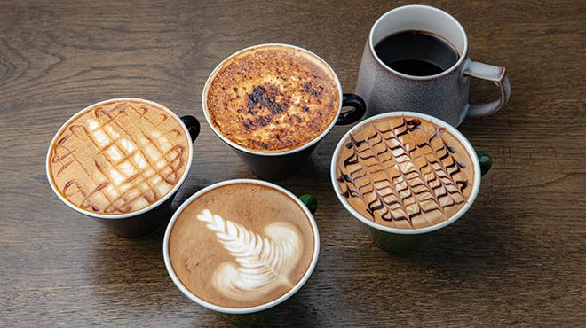 エイトデイズ - メイン写真:コーヒー